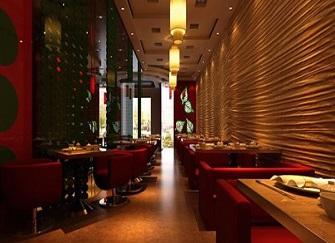 广州饭店装修公司哪家好 饭店装修风格设计效果图