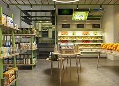 兰州超市装修公司哪家好 生鲜超市装修技巧
