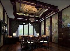 广州茶馆装修公司哪家好 茶馆装修风格设计效果图