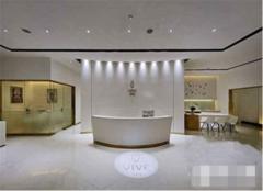 杭州美容院裝修效果圖 美容院這么裝修吸引客戶