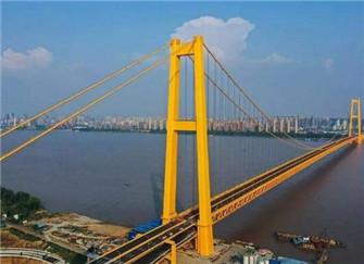 武汉第十座长江大桥今日通车 杨泗港长江大桥创多项世界之最