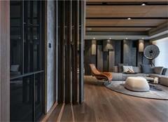 昆明豪宅装修设计效果图 她家简约奢华豪宅装修很赞