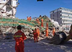 白城一办公楼倒塌事件 吉林白城办公楼倒塌有人员伤亡吗