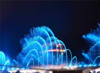 杭州音樂噴泉時間2019 杭州音樂噴泉時間位置
