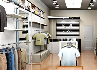 服装店装修壁纸怎么选 哪种壁纸比较适合