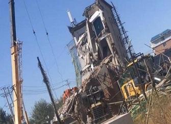 白城一办公楼倒塌最新消息 如何在坍塌的建筑物中自救