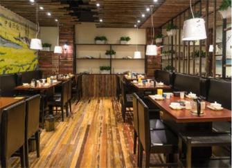北京餐飲店裝修公司 餐飲店裝修風格推薦