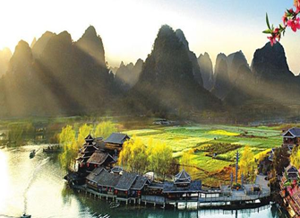 桂林三天穷游最佳路线 桂林1500元左右三天穷方案
