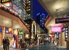 泉州大型商场装修设计 泉州商场装修多少钱一平