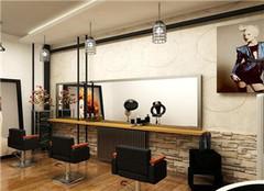 温州美发店装修如何规划 温州美发店装修效果图