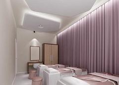 珠海美容院装修设计原则 美容院装修设计要点