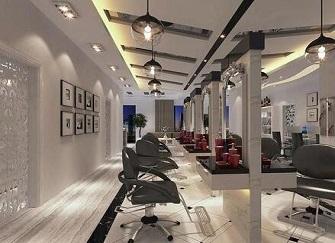 攀枝花理发店装修公司哪家好 理发店装修风格有哪些