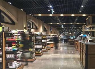 聊城超市装修多少钱一平 聊城超市装修价格表