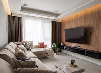 65平小户型装修价格表 65平米两室一厅装修图