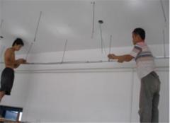 胶州装修吊顶流程 装修吊顶注意事项