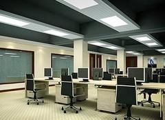 兴化写字楼装修公司哪家好 写字楼装修风格设计效果图