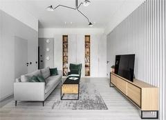 90平方简装4万够么 90平方米2室2厅简装图