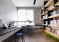 福州书房装修效果图 小书房装修风格有哪些