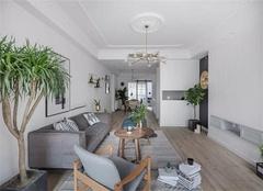 瑞安110平米装修新房多少钱 5万装修110平米三室两厅案例