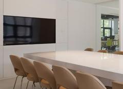 200平办公室装修需要多少钱 200平办公室装修效果图