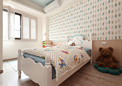 儿童房装修大揭秘         还宝宝一个幸福空间