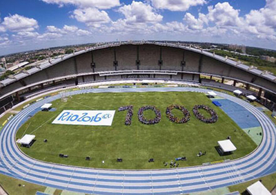 里约在即,完美OB奥运赛事