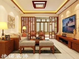 94平米跃层户型现代简约家装装修图片设计 济南齐装网装修效果图