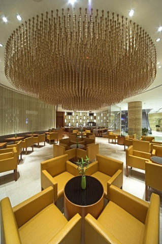 广州滨海饭店现代简约装修效果图实景图