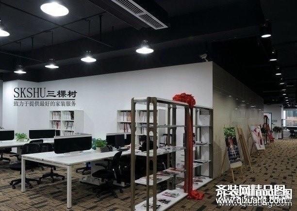 无锡东亭创业园国际服装设计室现代简约装修效果图实景图