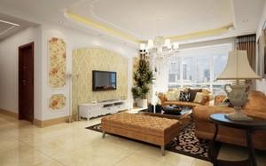 永威五月花城175平大四居欧式欧式风格设计