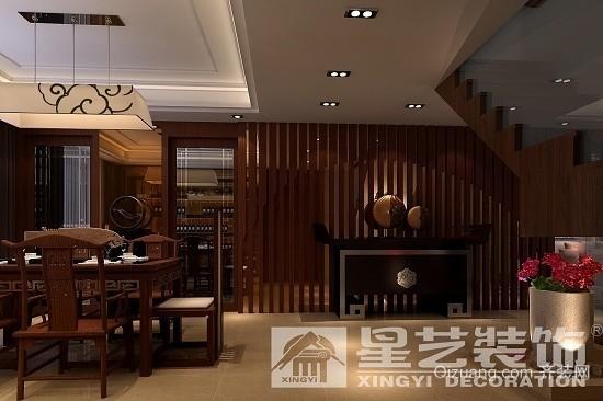 东房国际现代简约装修效果图实景图