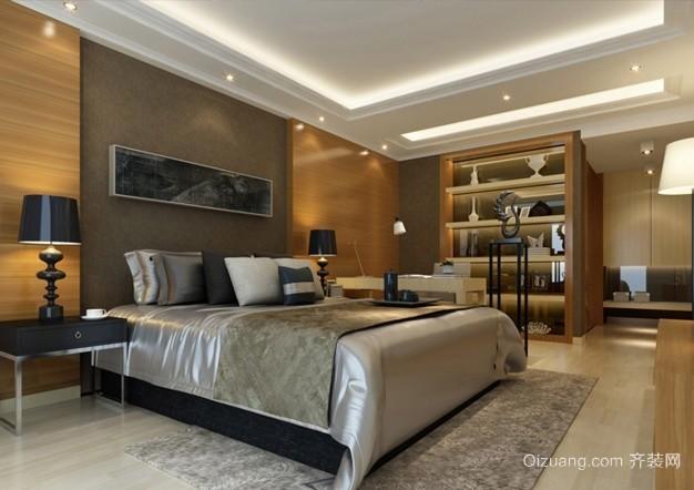 钱江单身公寓现代简约装修效果图实景图
