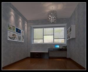 126平米普通户型现代简约家装装修图片设计 韶关齐装网装修效果图