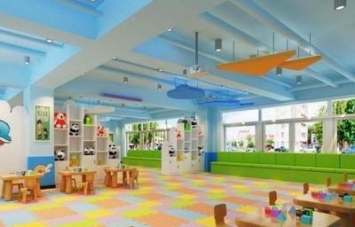 阿城幼儿园装修设计案例