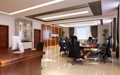 苏州厂房办公装修设计案例