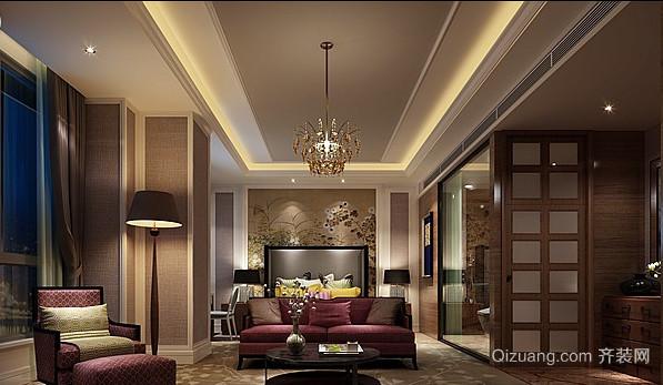 酒店2混搭风格装修效果图实景图