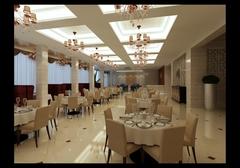 武南酒店大厅