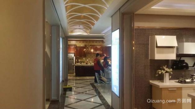 红星美凯龙 橱柜店混搭风格装修效果图实景图