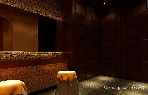 spa会所古典风格装修效果图实景图