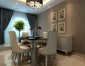 星汇文瀚-四居室-189平米-装修设计