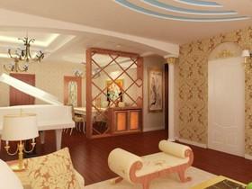 迪亚春天-别墅-233平米-装修设计