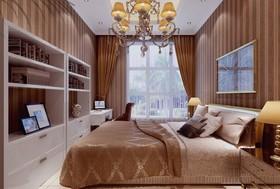 越秀•可逸阳光-三居室-107平米-装修设计