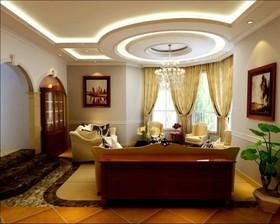 中海原山别墅-别墅-242平米-装修设计