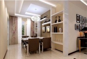 星汇金沙-四居室-148平米-装修设计