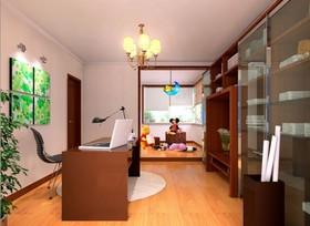 南沙奥园-三居室-165平米-装修设计