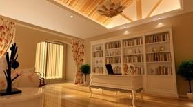 金沙御苑-三居室-136平米-装修设计