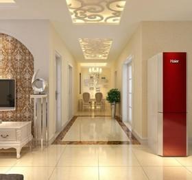 东城华庭-一居室-84.31平米-装修设计