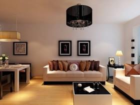柏丽甜果-一居室-55平米-装修设计