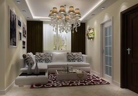 星汇金沙-二居室-92平米-装修设计