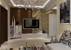 现代简约-星汇金沙-二居室-92平米-装修设计